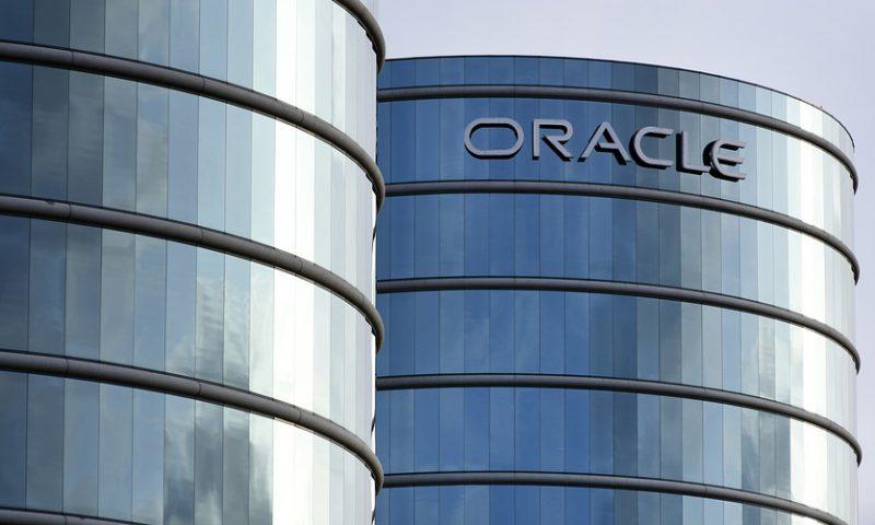 Oracle stock rallies on earnings beat, outlook