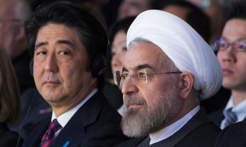 Japan Premier Hopes to Ease US-Iran Tensions in Tehran Visit