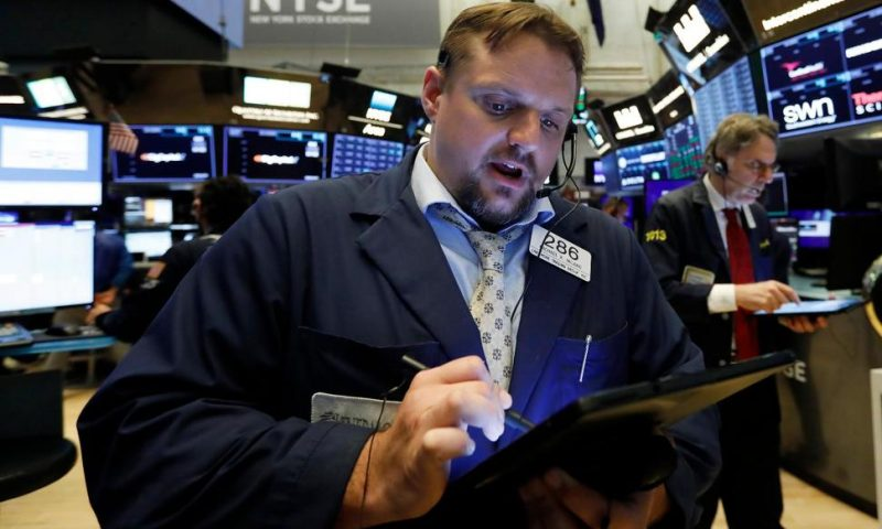 Stocks Fizzle After Early Gains, Suffer 1st Loss in 6 Days