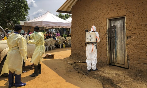 Ebola virus reaches Congolese city of Goma