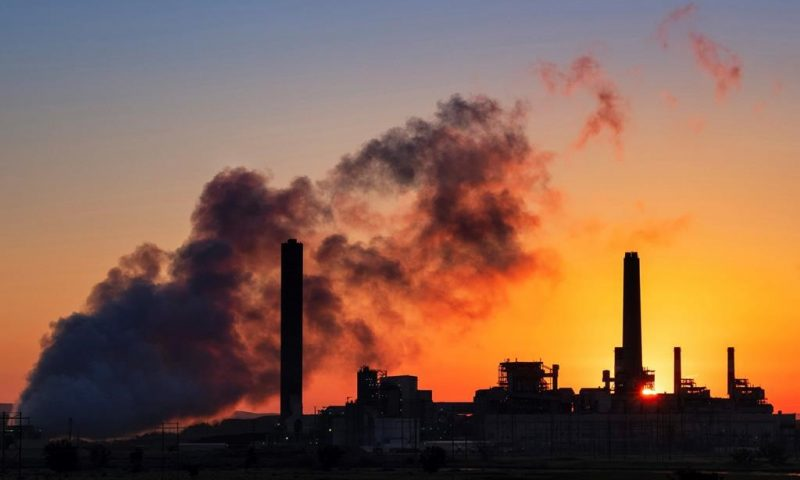 Investment Report Finds Many Companies Wanting on Climate