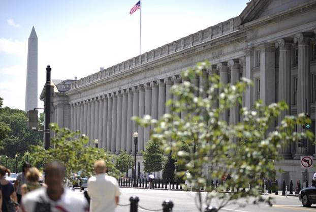 U.S. runs June budget deficit of $8 billion