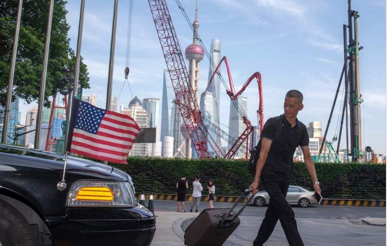 Tech Group Calls for End to US-China Trade War