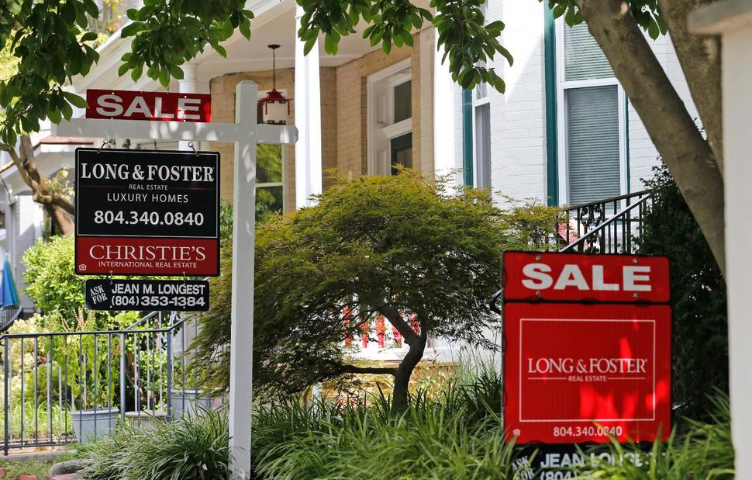 US Home Sales Rose 2.5% in July, Aided by Low Mortgage Rates