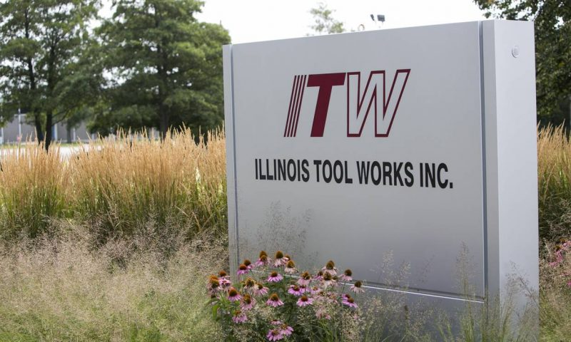 Equities Analysts Reduce Earnings Estimates for Illinois Tool Works Inc. (NYSE:ITW)