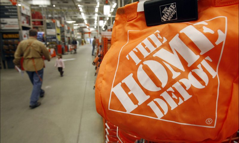 Equities Analysts Lift Earnings Estimates for Home Depot Inc (NYSE:HD)