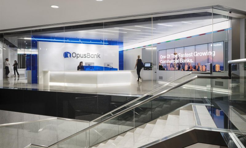 Equities Analysts Offer Predictions for Opus Bank's FY2019 Earnings (NASDAQ:OPB)