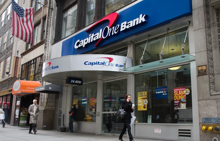 Equities Analysts Lower Earnings Estimates for Capital One Financial Corp. (NYSE:COF)