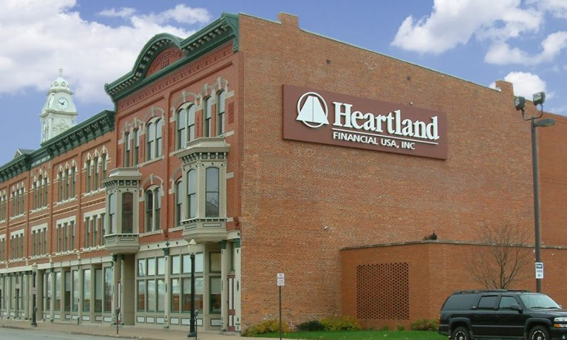 Equities Analysts Increase Earnings Estimates for Heartland Financial USA Inc (NASDAQ:HTLF)