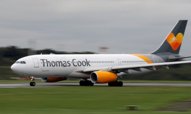 Thomas Cook gains extra time to secure rescue deal