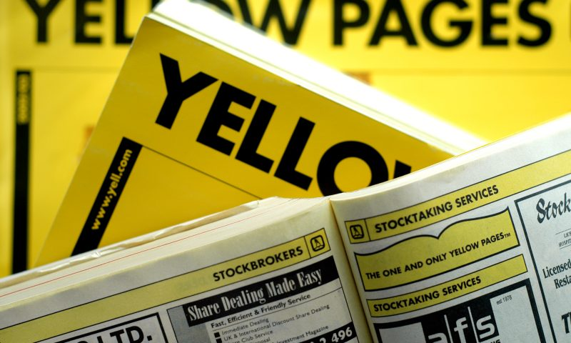 Equities Analysts Offer Predictions for Yellow Pages Ltd's FY2019 Earnings (TSE:Y)