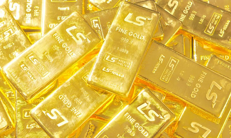 Gold tallies a back-to-back gain after ECB unleashes basket of easy-money measures