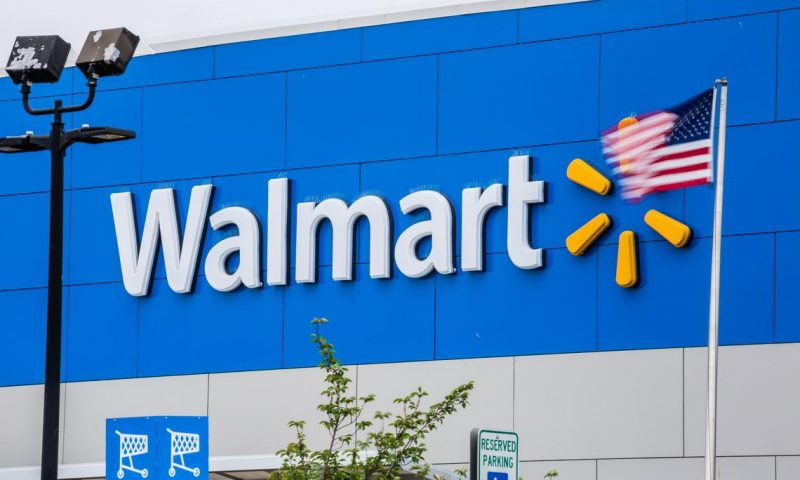 Equities Analysts Lift Earnings Estimates for Walmart Inc (NYSE:WMT)