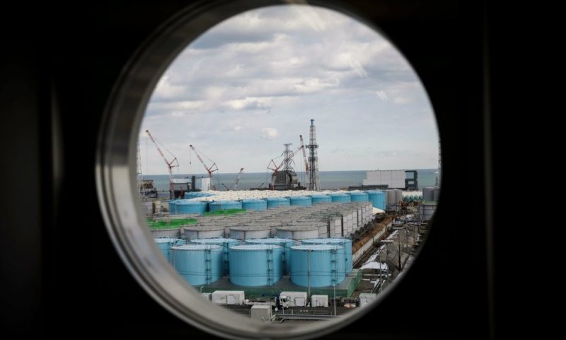 Japan May Be Forced to Dump Radioactive Fukushima Water Into the Pacific
