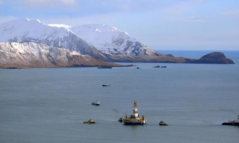 House Approves Oil Drilling Ban off Atlantic, Pacific Coasts
