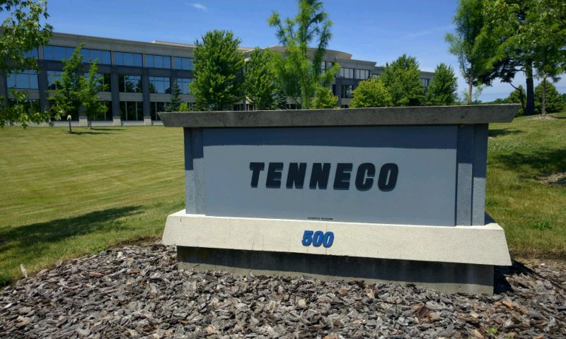 Tenneco Inc. Class A Voting (TEN) Soars 8.65%