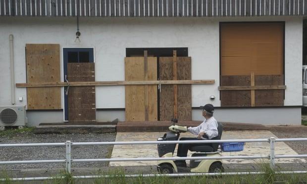 Typhoon Hagibis: Japan orders evacuations as storm arrives