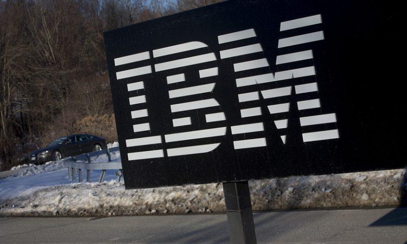 IBM stock slips after revenue misses Street view