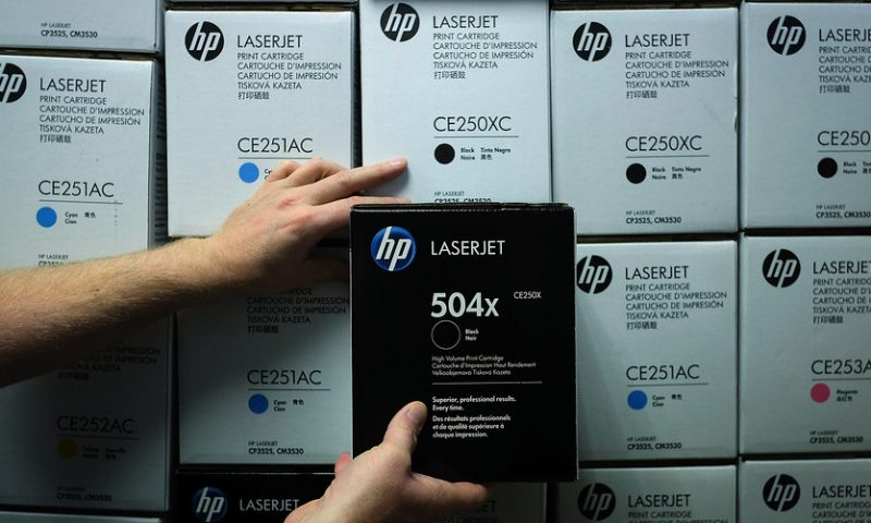 With yet another restructuring, HP wakes up to the realities of its struggling cash cow