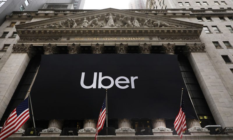 Uber losses slam stock of James River as insurer cancels all policies