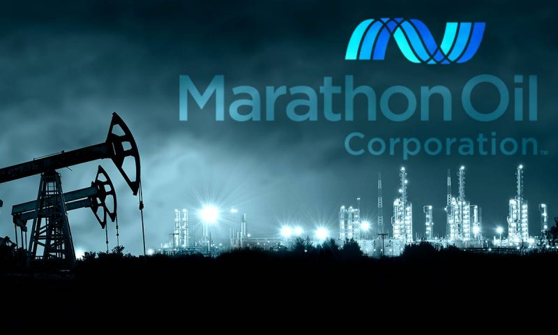 Marathon Oil Corporation (MRO) Rises 2.98%