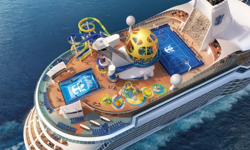 Royal Caribbean Cruises Ltd. (RCL) Rises 3.82%