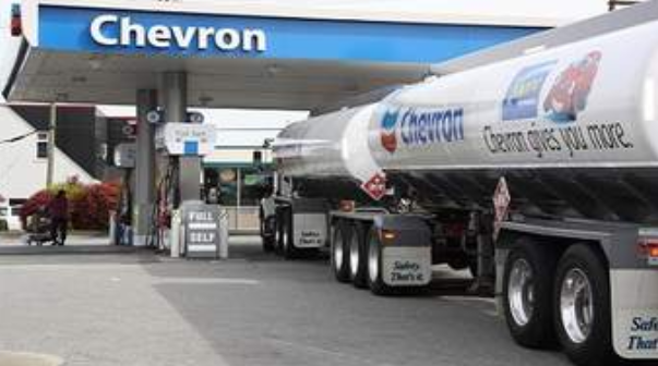Chevron Corporation (CVX) Closes 1.36% Up