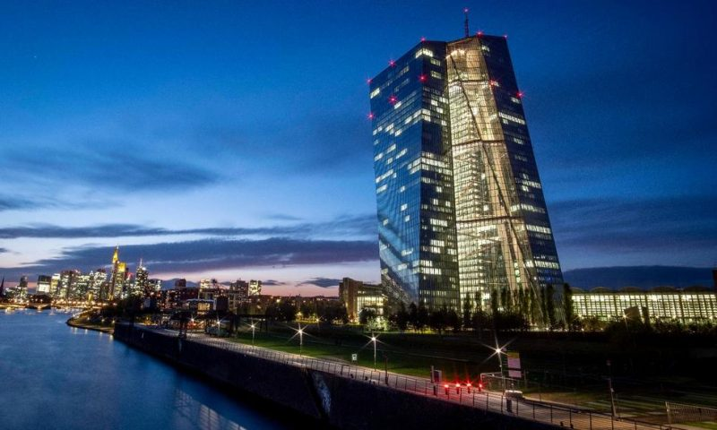 European Central Bank Minority Opposed Bond-Buying Stimulus