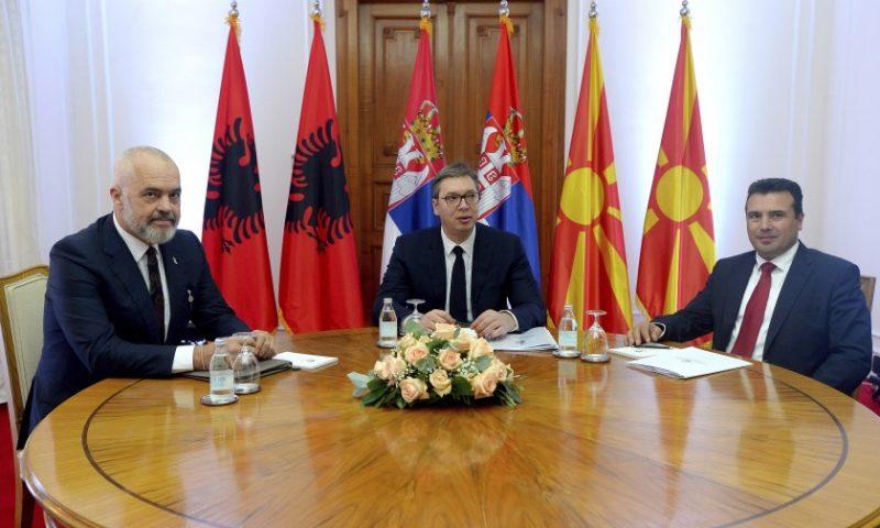 Serbia, Albania, North Macedonia Pledge to Open Borders