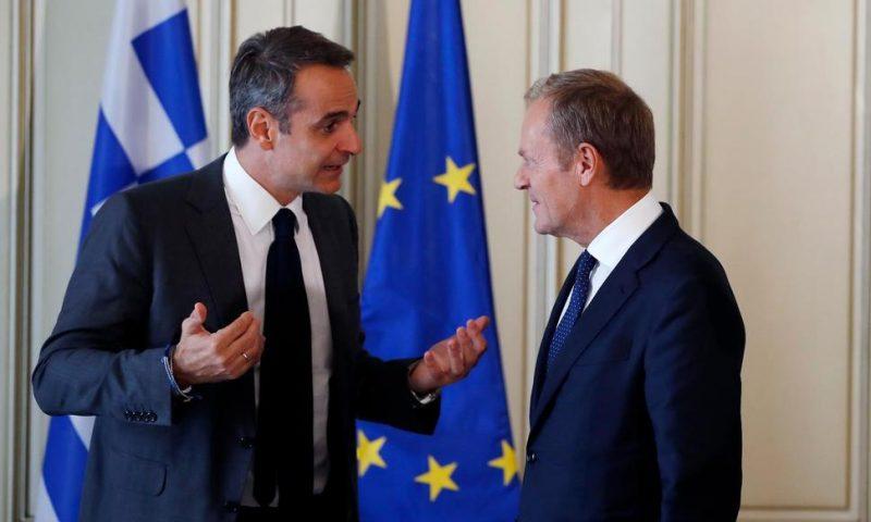 In Historic Sale, Greek Debt Carries Negative Interest Rate