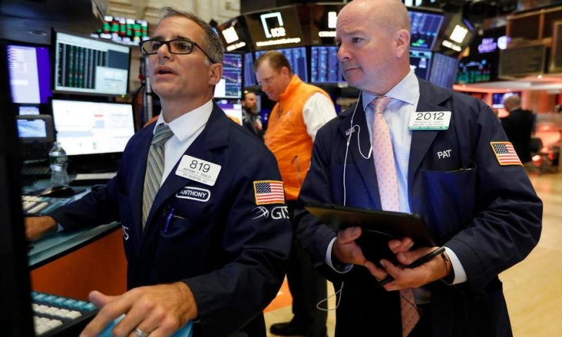 US Stocks Notch Solid Gains as Job Report Allays Worries