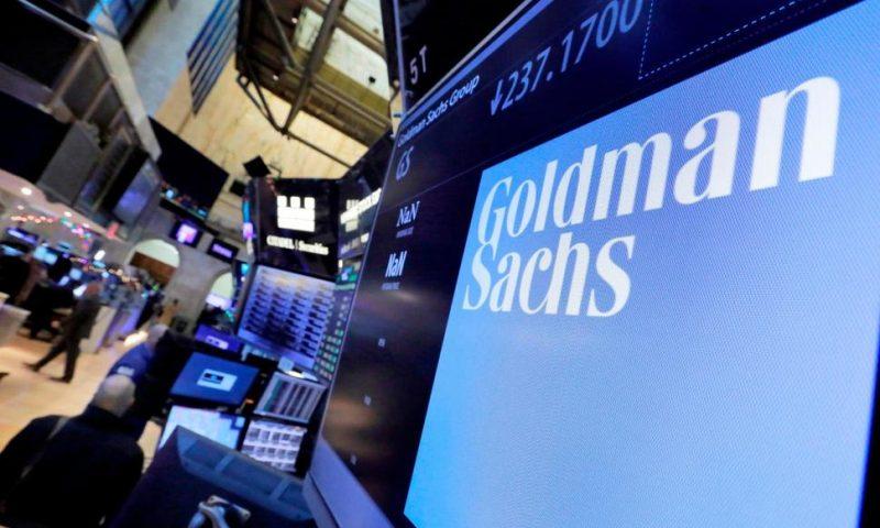 Goldman Sachs 3Q Profit Falls 26%, Short of Expectations