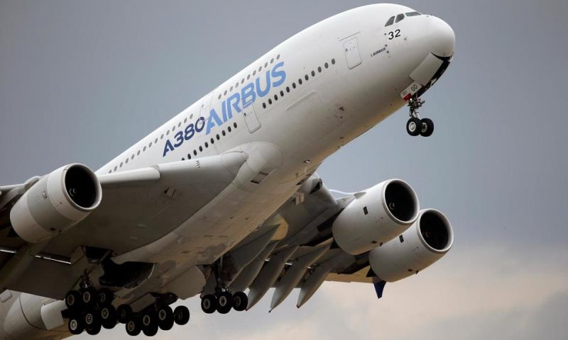 WTO Body Formally OKs US Sanctions Against EU in Airbus Case
