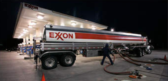 Exxon Mobil Corporation (XOM) Closes 1.07% Up