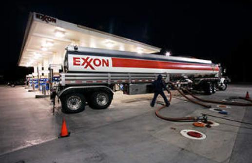 Exxon Mobil Corporation (XOM) Closes 2.35% Down