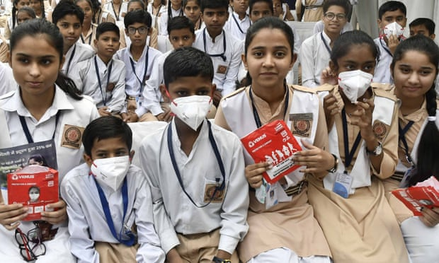 Five million pollution masks to be handed to Delhi residents