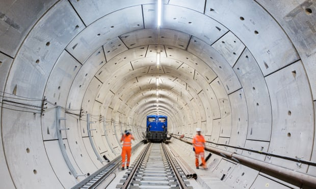 Crossrail faces further delays and will cost more than £18bn