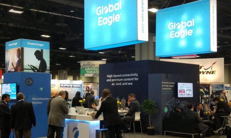 Global Eagle Entertainment Inc. (ENT) Soars 7.74%