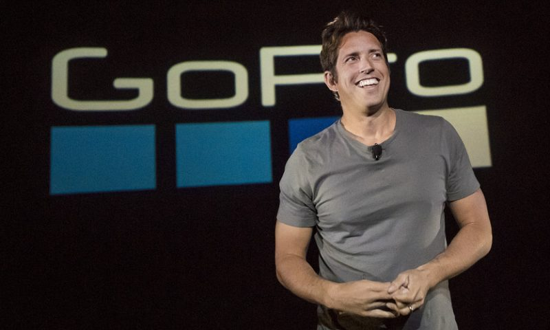 GoPro stock surges after results come in better than feared