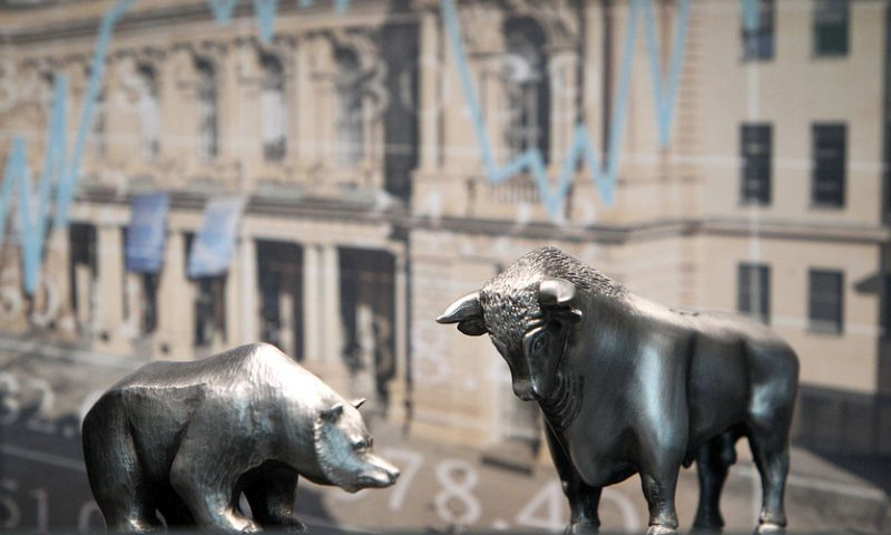Stock market edges up to new record close even as Trump says he hasn't agreed to roll back China tariffs