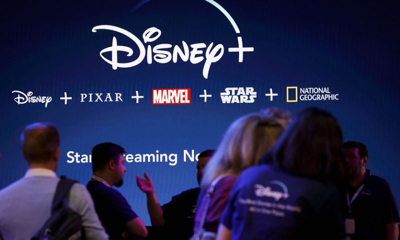 The earnings recession looks destined to continue as Disney and the rookies take stage