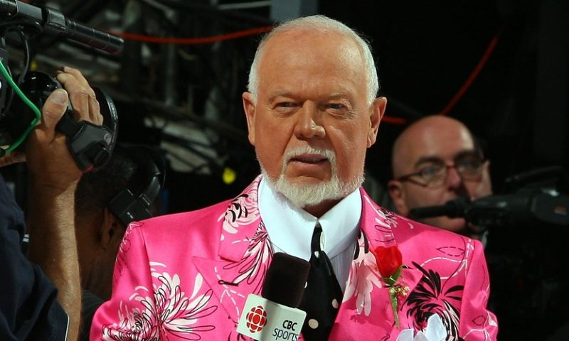 Don Cherry, Canada's voice of hockey, fired for rant against immigrants