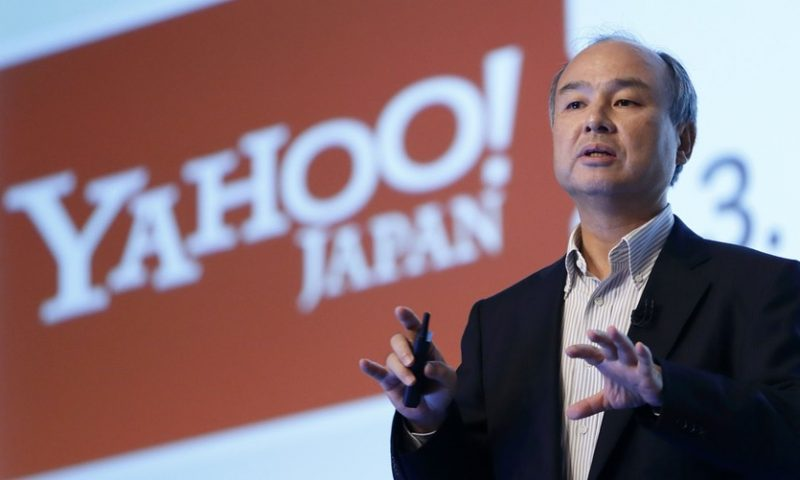 Shares of Yahoo Japan's parent soar on acquisition talks with Line