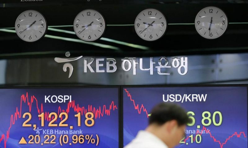 Asian Shares Higher Amid Hopes for US-China Trade Deal