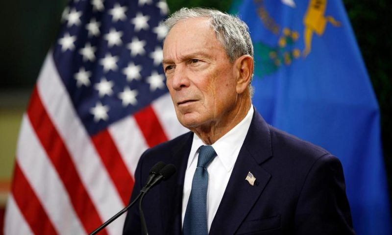 Bloomberg to Pass on Iowa, NH, Focus on Super Tuesday States