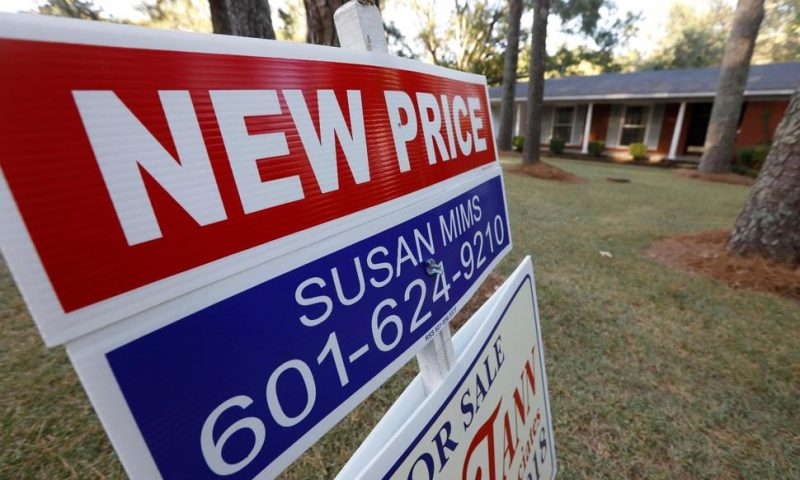 US Home Prices Rose 2.1% From a Year Ago