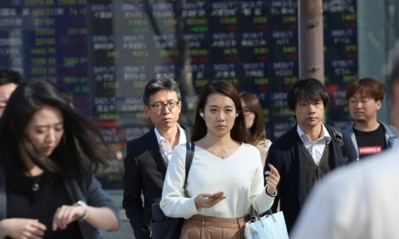 Asia Stocks Mixed on Possible US-China Trade Snag