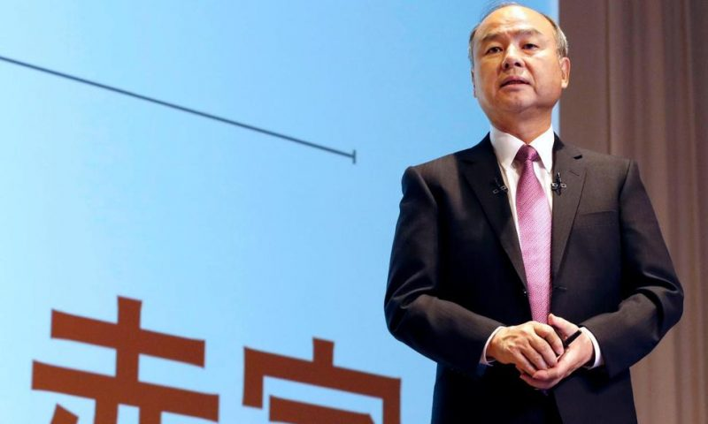 Japan's SoftBank Tumbles Into Losses Over Costly Investments