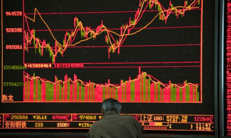 Asian Shares Advance as Investors Await US-China Trade Moves
