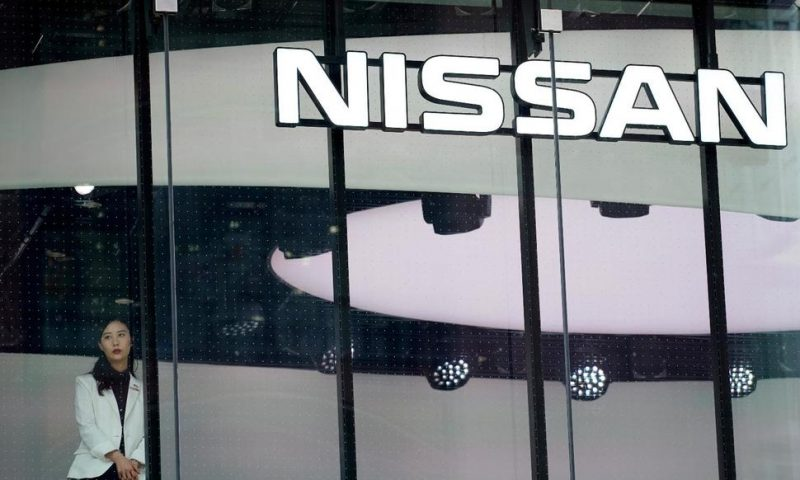 Scandal-Hit Nissan's Profits Crash Amid Lower Global Sales
